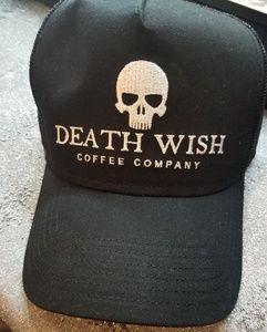 BOGO Mens Death Wish Trucker Hat